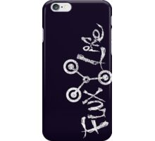 Flux Life iPhone Case/Skin