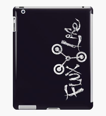 Flux Life iPad Case/Skin