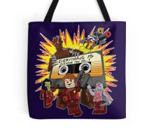 Everything Is Awesome Mix Tote Bag