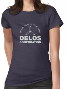 Delos Corporation Womens Fitted T-Shirt