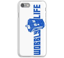 Wobbly Life iPhone Case/Skin