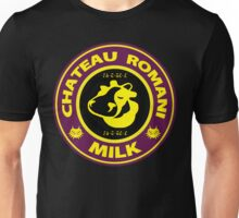 Legend of Zelda: Majora's Mask Chateau Romani Milk Unisex T-Shirt