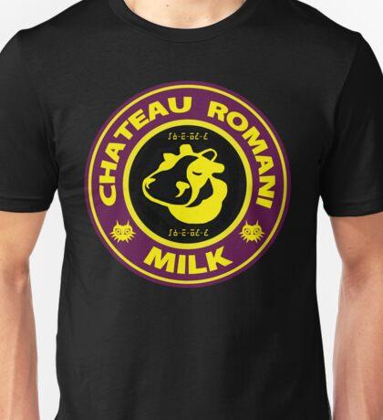 Legend of Zelda: Majora's Mask Chateau Romani Milk Unisex T-Shirt