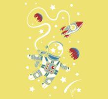 Space Walk Baby Tee