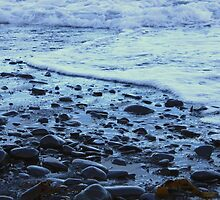 Surf on the Beach by griffingphoto