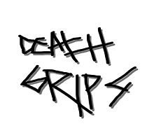 DEATH GRIPS SCRATCH T by jaydilick