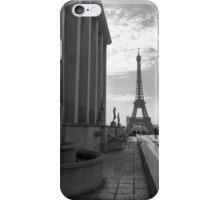 Eifell Tower from Palais de Chaillot iPhone Case/Skin