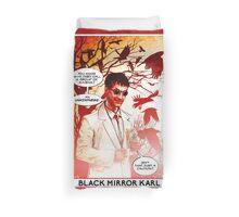 Violent Souls - Black Mirror Karl Duvet Cover