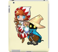 Black & White Mage iPad Case/Skin