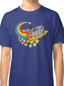 Pizza cat Classic T-Shirt