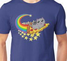 Pizza cat Unisex T-Shirt