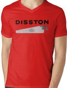 Disston D-7 Hand Saw Mens V-Neck T-Shirt