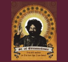 Jerry Garcia - Saint of Circumstance by jeastphoto