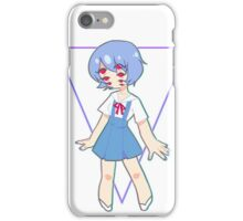 lilith rei iPhone Case/Skin
