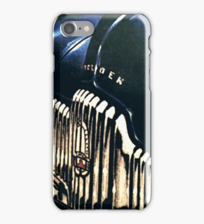 Old Blue FX iPhone Case/Skin