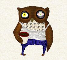 Sleep Depraved Owl Hoodie
