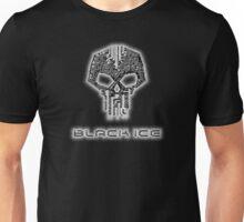 Neuromancer Cyberpunk Black Ice Unisex T-Shirt