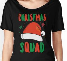 Christmas Squad Women's Relaxed Fit T-Shirt