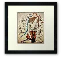 Which Witch? Framed Print