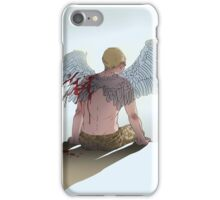 The Guardian Angel iPhone Case/Skin