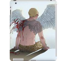 The Guardian Angel iPad Case/Skin