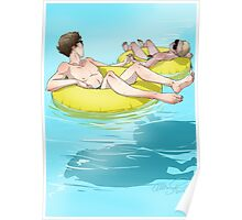 The Lazy River Poster