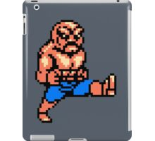 Abobo T-shirt iPad Case/Skin