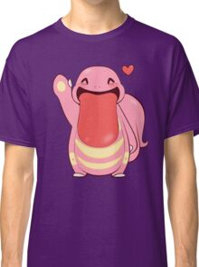 Lickitung Love Classic T-Shirt