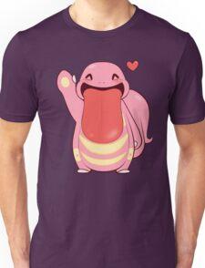 Lickitung Love Unisex T-Shirt