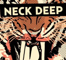 A History of Bad Decisions - Neck Deep Sticker