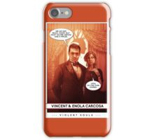 Violent Souls - The Carcosas iPhone Case/Skin