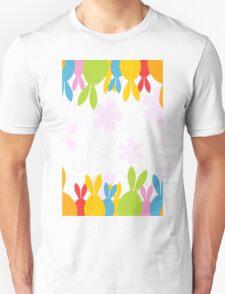 Easter hares Unisex T-Shirt