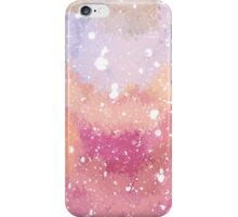 Space Splatter iPhone Case/Skin