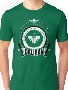 Pledge Eternal Service to Caliban - Limited Edition Unisex T-Shirt