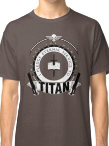 Pledge Eternal Service to Titan - Limited Edition Classic T-Shirt
