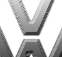 VW GEAR Aircooled 0002 Sticker