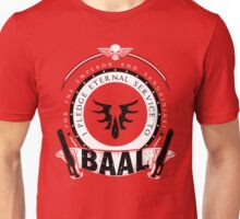 Pledge Eternal Service to Baal - Limited Edition Unisex T-Shirt