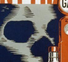 Don't Drink & Drive (1936-1937) Sticker