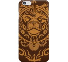 Steampunk Lion Head iPhone Case/Skin