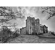 Doune Castle Photographic Print