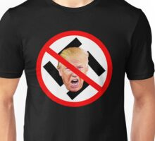 F off Nazi Trump Unisex T-Shirt