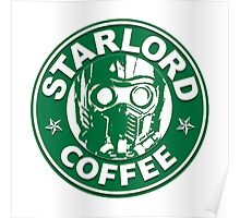 Star-Lord Coffee Poster