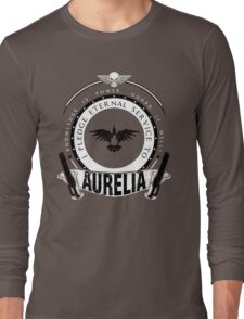 Pledge Eternal Service to Aurelia - Limited Edition Long Sleeve T-Shirt