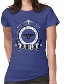 Pledge Eternal Service to Aurelia - Limited Edition Womens Fitted T-Shirt