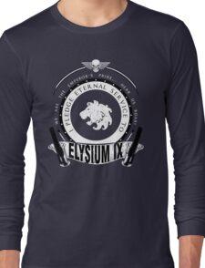 Pledge Eternal Service to Elysium IX - Limited Edition Long Sleeve T-Shirt