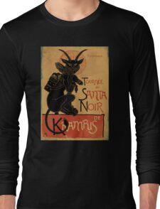 Merry Krampus! Long Sleeve T-Shirt