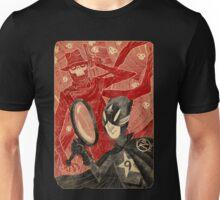 Mr. 9 and the Strange Case of the Crimson Cowl Unisex T-Shirt
