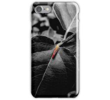 Living In A Colorless World iPhone Case/Skin