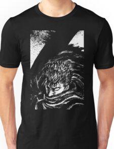 Black Swordsman Unisex T-Shirt