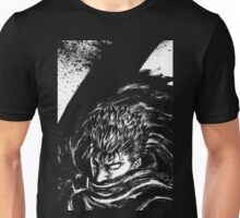 Black Swordsman Unisex T-Shirt
